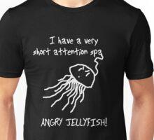 Full Size ANGRY JELLYFISH! Unisex T-Shirt