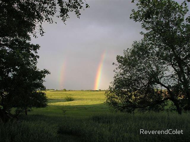 Double Rainbow by ReverendColet