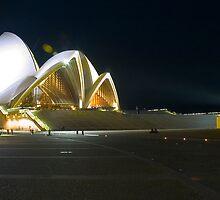Sydney Opera House by Steve Grunberger