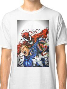 Carnage and Venom Classic T-Shirt