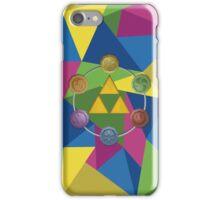 Tri-Force polygon iPhone Case/Skin
