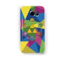Tri-Force polygon Samsung Galaxy Case/Skin