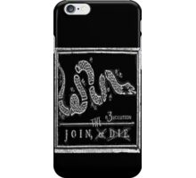 Join The R3VOLution! iPhone Case/Skin
