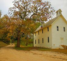 Autumn in Walnut Grove by Lisa G. Putman
