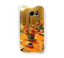THANKYOU FOR THE FOOD AND OUR FAMILY! Samsung Galaxy Case/Skin