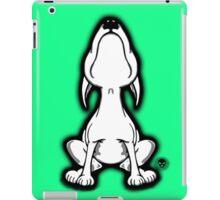 English Bull Terrier Stretch  iPad Case/Skin