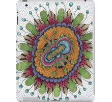 Alien Earth Mandala iPad Case/Skin