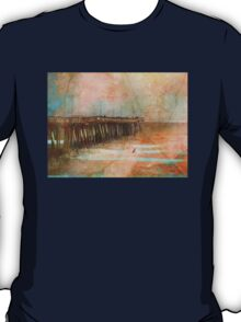 Through the Orange Haze T-Shirt