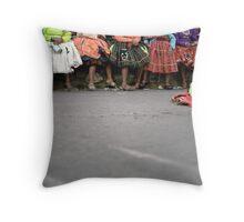 Bolivia #140 Throw Pillow