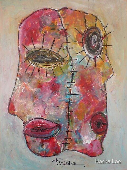 Le double-menton by Haska Lae