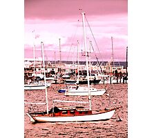 Bunbury Harbour Photographic Print