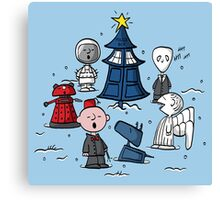 A Charlie Who Christmas Canvas Print