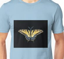 Bedazzled Tiger Swallowtail Butterfly Unisex T-Shirt