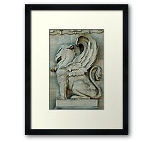 Griffin Framed Print