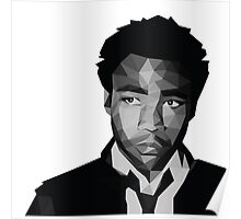 Childish Gambino Vector Poster