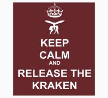 Keep Calm and Release the Kraken T-Shirt
