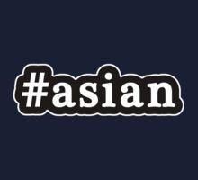 Asian - Hashtag - Black & White Kids Clothes