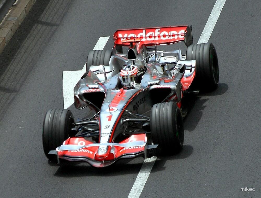 F1 2007 Monaco by mikec