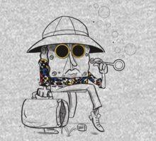 Roberto Sponge - Light One Piece - Short Sleeve
