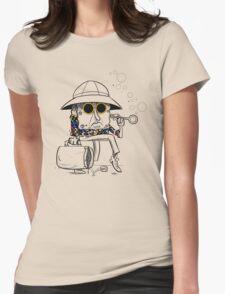 Roberto Sponge - Light Womens Fitted T-Shirt
