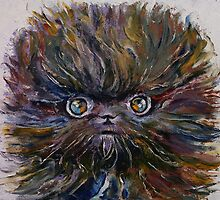Furry Thing by Michael Creese