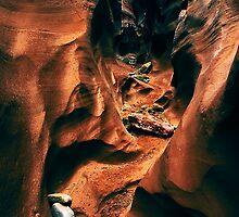 Spooky Slot Canyon by Nolan Nitschke