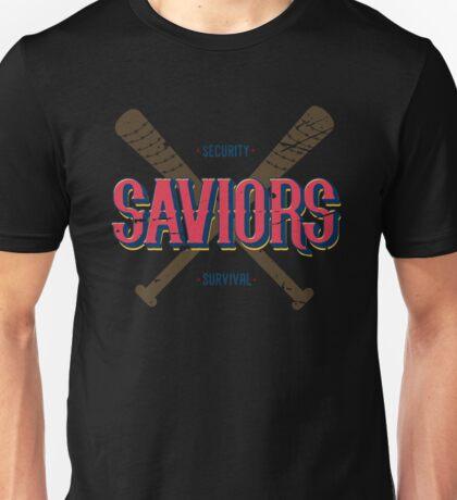 Saviors: Security and Survival Unisex T-Shirt