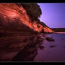 remote coast - Cape York by Tony Middleton