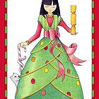 Christmas Girl by Mariana Musa