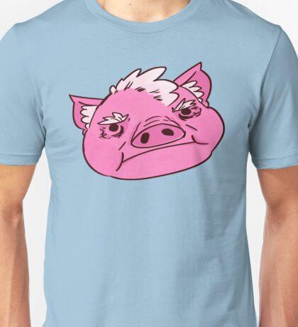 Grumpy Pig Unisex T-Shirt