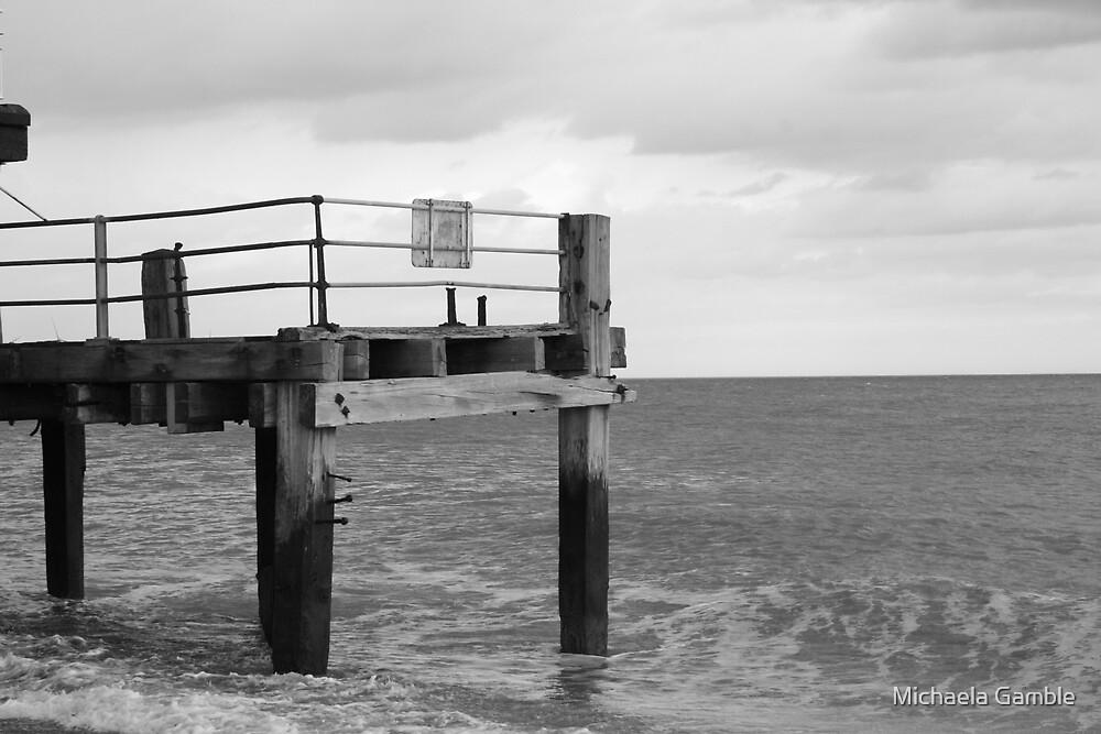 Pier by Michaela Gamble