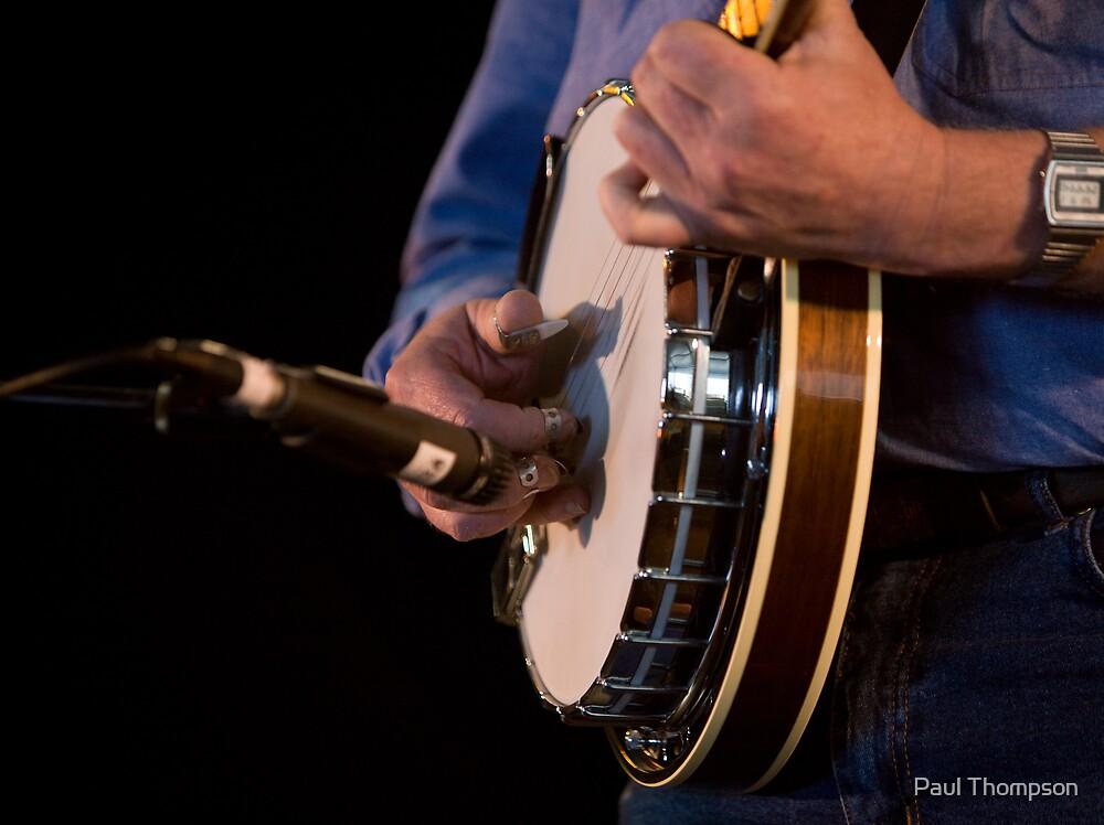 Bluegrass Banjo by Paul Thompson