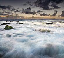 North Turrimetta Sunrise by Brent Pearson