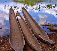 Long-boats by rbilks