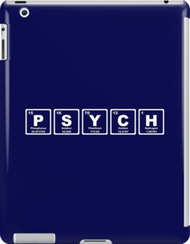 Psych - Periodic Table by graphix