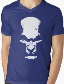 White Zombie Mens V-Neck T-Shirt