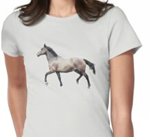trot Womens Fitted T-Shirt