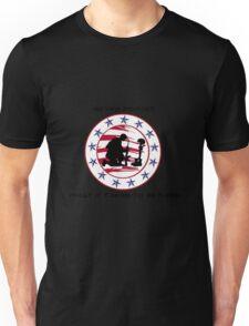 Fallen Soldier  Never Forget Unisex T-Shirt