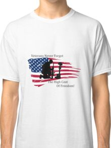 Cost of Freedom Classic T-Shirt