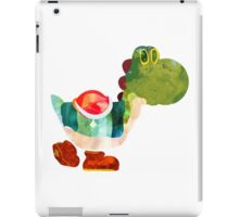 The Very Hungry Dinosaur (No Text) iPad Case/Skin