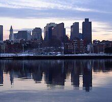 Boston MA by Geoffrey