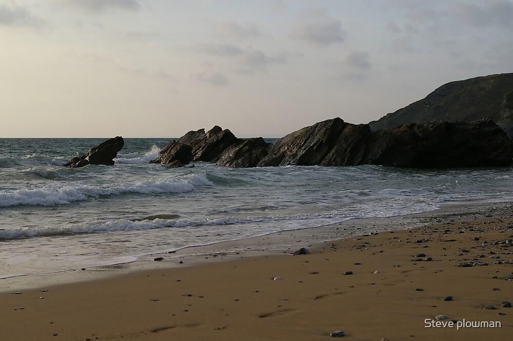 Rocks by Steve plowman