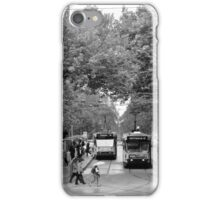 Collins Street, Melbourne iPhone Case/Skin