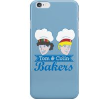 Tom & Colin Bakers iPhone Case/Skin
