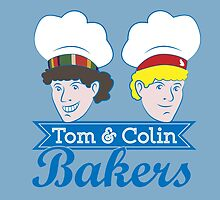 Tom & Colin Bakers by Joshua Bell