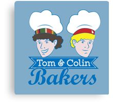 Tom & Colin Bakers Canvas Print