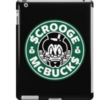 Scrooge McBucks iPad Case/Skin