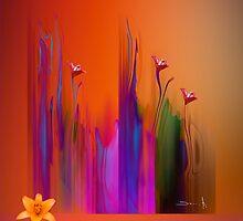pot de fleur by dominiquelandau