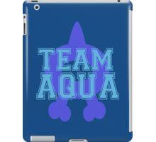 Pokemon - Team Aqua iPad Case/Skin