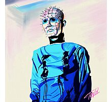 Dr Pinhead Photographic Print